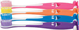 Oral Choice® Childrens Smile® Toothbrush